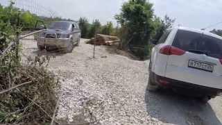Строим дом в Сочи 05.07.2015 часть 1