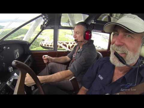 Flying the Sikorsky S-39 - Kermit Weeks & Gene DeMarco - 동영상