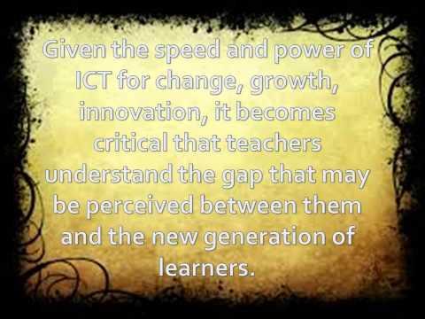 Lesson 4 Bridging the Generation Gap