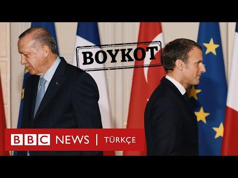 Fransız mallarına boykot çağrısı: Türkiye - Fransa gerilimi iki ülke sokaklarında nasıl yankılandı?