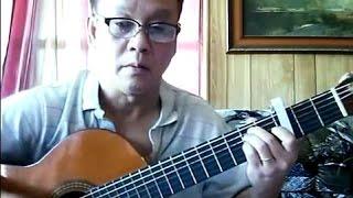 Lời Tình Buồn (Hoàng Thanh Tâm) - Guitar Cover