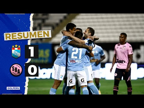 Sporting Cristal Sport Boys Goals And Highlights