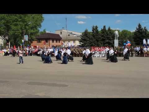 9 мая в Калязине 2016 год