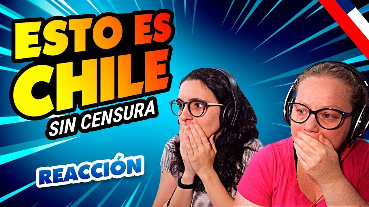 MODO TURISTA reacciona a ESTO ES CHILE (Sin censura) por PRIMERA VEZ | Nos emocionamos 😭