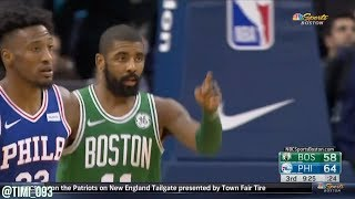 Kyrie Irving Highlights vs Philadelphia 76ers (20 pts, 6 reb, 7 ast)