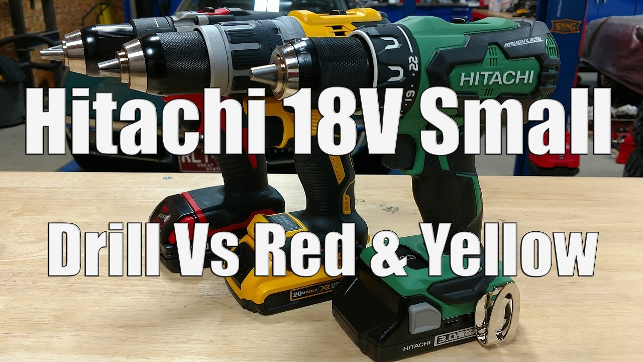 Where Are Hitachi Drills Made
