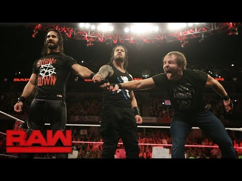 Thumbnail: The Shield reunite: Raw, Oct. 9, 2017