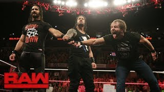 The Shield reunite: Raw, Oct. 9, 2017 thumbnail