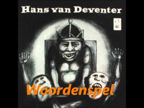 Hans Van Deventer - Woordenspel.wmv