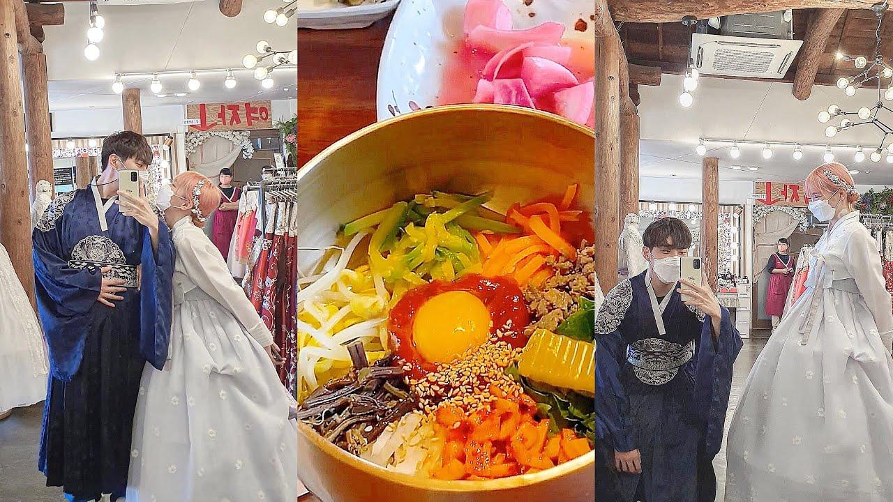 Lần đầu KEM đến JEONJU: Thăm làng cổ, thử Hanbok và ăn Bibimbap với... | Du học sinh Hàn