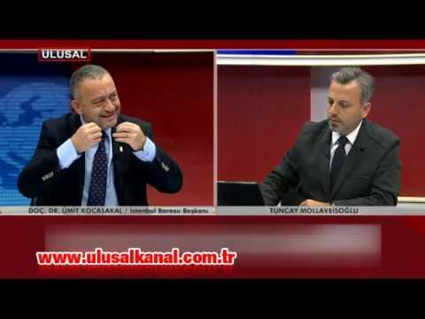 İstanbul Barosu Başkanı Ümit Kocasakal: Lozan'ı inkar etmek, Sevr cephesinde yer almaktır