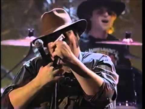 "Blues Traveler ""Run-Around"" @ MTV Movie Awards '95"