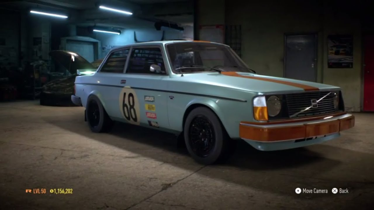 Volvo volvo coupe 2015 : Need for Speed 2015 -