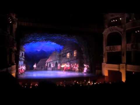Emmanuel Vazquez variación de Frederick - DRACULA Ballet 2012