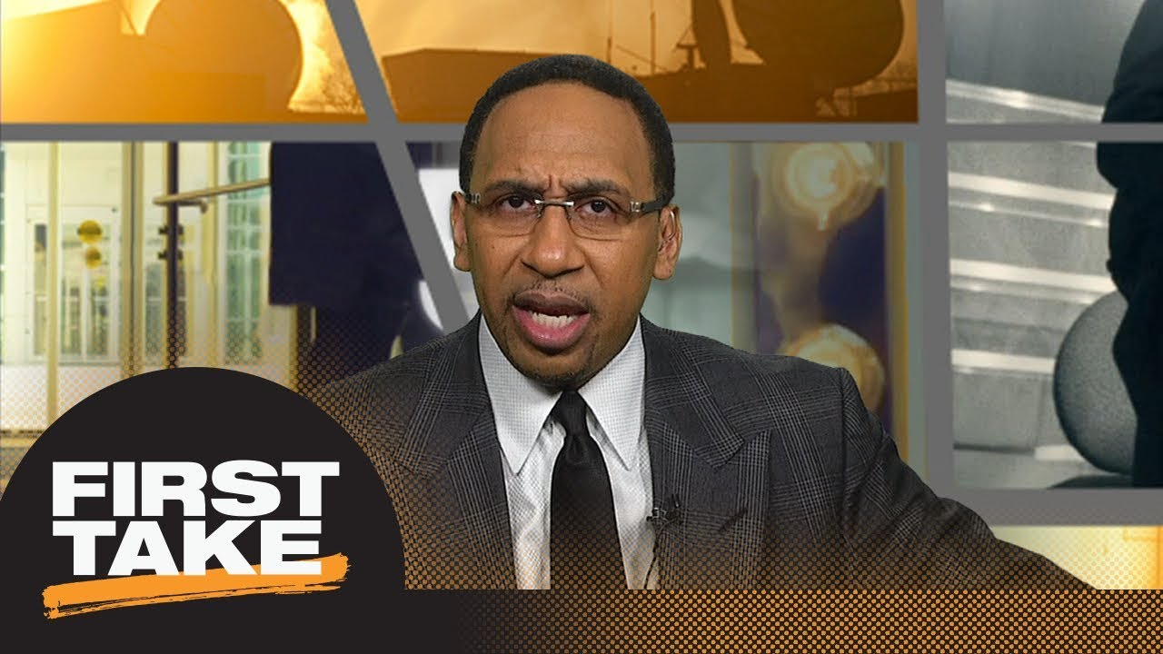 Stephen A. blames head coach Brett Brown for 76ers' Game 2 loss to Celtics | First Take | ESPN