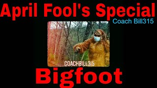 Bigfoot Prank in North Georgia: Backpacking Special Video