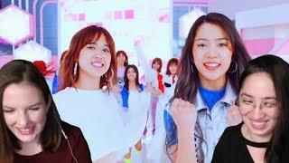 E-girls / Y.M.C.A. (E-girls version) Music Video ~歌詞有り~ Reactio...