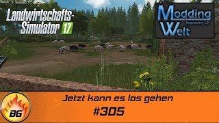 LS17 - Hof Bergmann Reloaded #305   Jetzt kann es los gehen   Let's Play [HD]