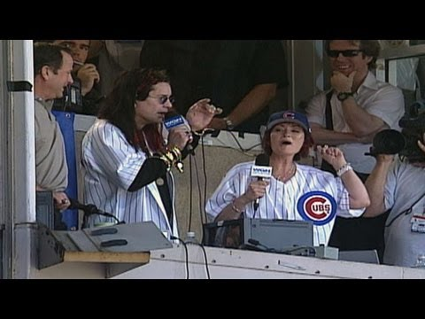 "A Celebrity Sings ""Take Me is listed (or ranked) 1 on the list The Best Team and Ballpark Traditions in the MLB"