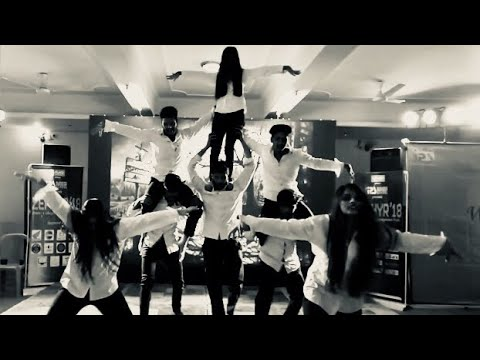 Best Ever Scariest and Horror Dance | IPS BUSINESS SCHOOL | JAIPUR | BBA 1st