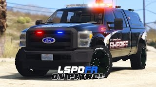 LSPDFR - Day 306 - Domestic Disturbance