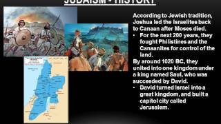 Video History of World Religions - Judaism download MP3, 3GP, MP4, WEBM, AVI, FLV November 2018