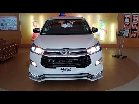 TOYOTA INNOVA CRYSTA 2018 | ZX TOP MODEL | REAL LIFE REVIEW