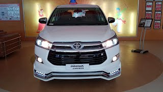 Video TOYOTA INNOVA CRYSTA 2018 | ZX TOP MODEL | REAL LIFE REVIEW download MP3, 3GP, MP4, WEBM, AVI, FLV Agustus 2018