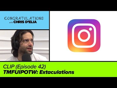 CLIP: Instagram Post of the Week - Congratulations with Chris D'Elia