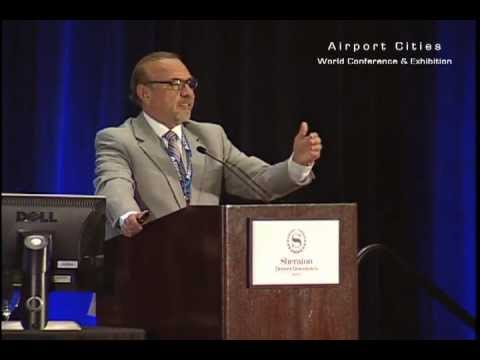 Luiz Antonio Athayde, from the State of Minas Gerais in Brazil speaks at ACE 2012