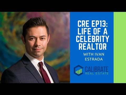 Calibrate Podcast Episode 13: Life of a Celebrity Real Estate Agent