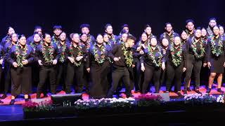 """""""This is Me"""" - Oceanian Voices AUT Winter Graduation Aug 2018"""
