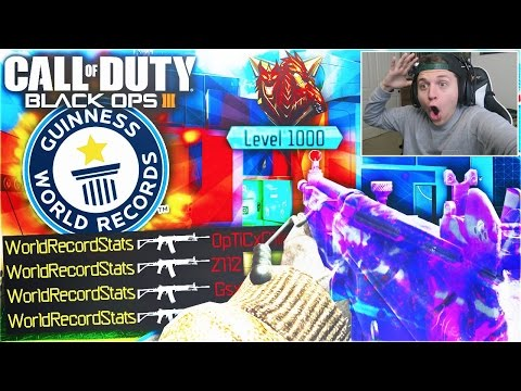 BLACK OPS 3 WORLDS HIGHEST STATS! - #1 BO3 MULTIPLAYER BEST K/D & W/L RATIO! (Call Of Duty BO3)