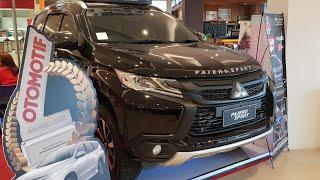 Mitsubishi Pajero Sport Dakar Black Series : Apa Saja Bedanya
