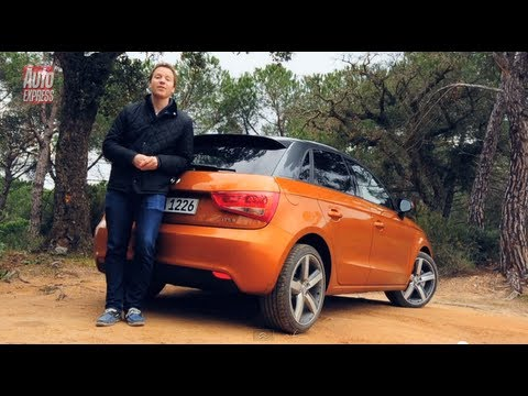 Audi A1 Sportback review - Auto Express