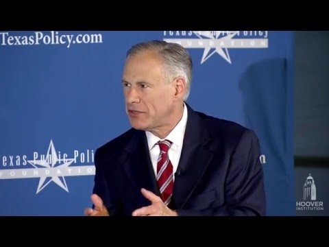 The Texas Plan with Governor Greg Abbott