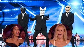 The BEST FUNNY Auditions Britan\'s Got Talent 2017 Week 1
