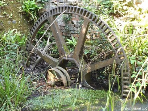 Urbex ~ Hedgecourt Mill Ruins & Lake
