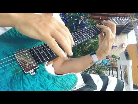 Jingle Bells - Marcinho Eiras (Two Handed Tapping)