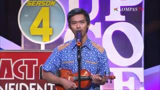 Dodit: Lagu dalam Pemilu (SUCI 4 Show 6)