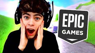 Epic games (fortnite) heeft naar mij geluisterd...
