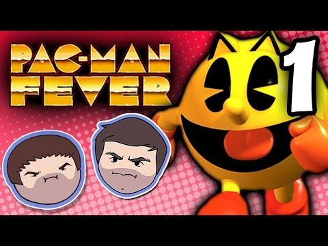 Pac-Man Fever: Lord of Asteroids - PART 1 - Grumpcade
