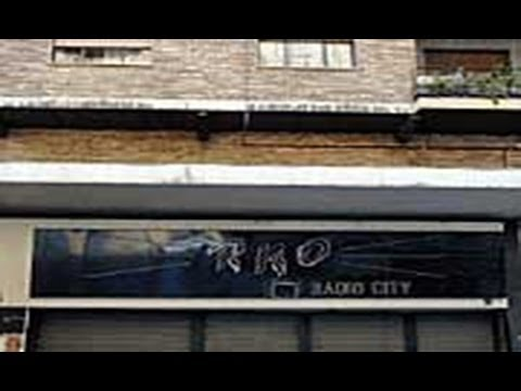 Sesion sonido Discoteca RKO Radio City / Madrid