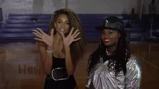 "Behind the Scenes of ""Dose"" with Ciara"