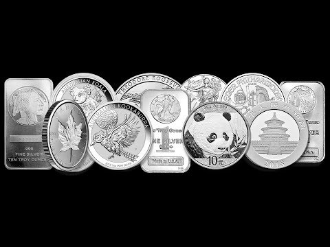 Silver Coins & Bullion Deals at Gold Prices