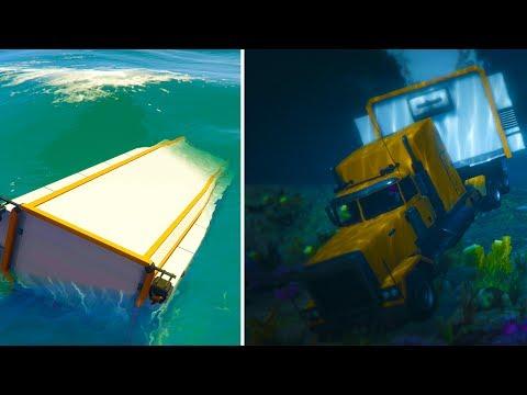 Que se Passe-t-il si Centre le d'opération va dans la Mer ?