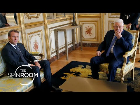 The Spin Room Panel: Macron's Peace Plan and the Gaza-Israel Border