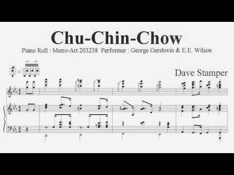 Dave Stamper : Chu-Chin-Chow (1917)
