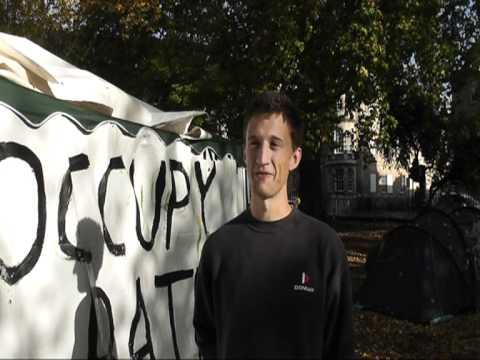 Occupy Bath #1