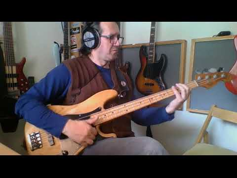 Jocelyn Brown - Somebody Else´s Guy  (Bass Cover)